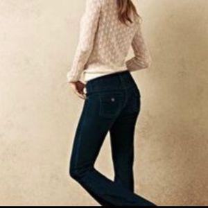 Victoria's Secret Low 5 Flap Vintage Corduroy Jean